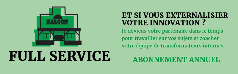 Offre Full Service - Fabrice Mauléon
